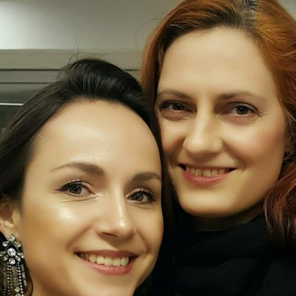 Mira Graczyk & Cara Hesse