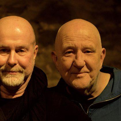 Kieran Halpin & Manfred Leuchter