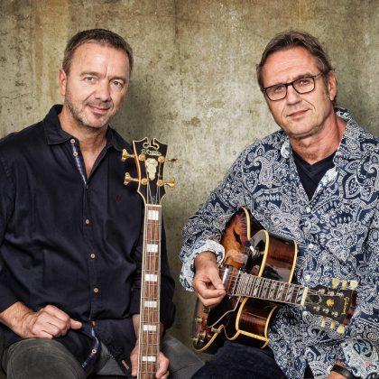 Ulf Meyer - Lars Hansen - Duo       Kompositionen und ausgewählte Standards