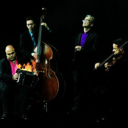 Tango Fuego feat. Ana-Josefina Nickelé