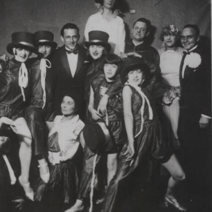 Zehn Jahre Zinnober 1919–1928