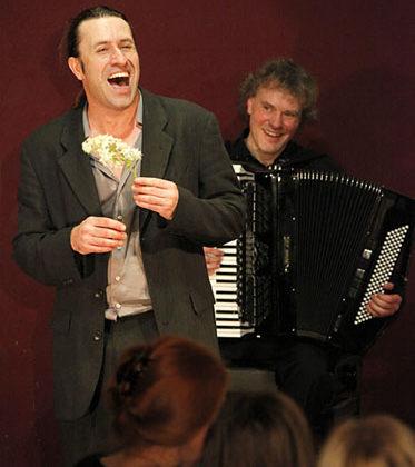 Dirk Schäfer singt: Von Brel bis Piaf!